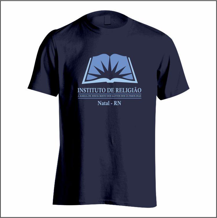 Camiseta para igreja