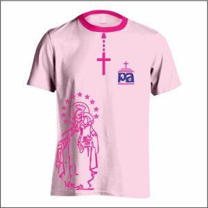 camisa paróquia