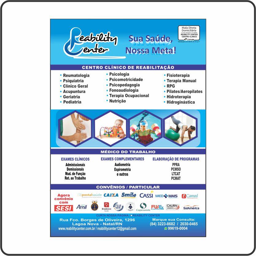 Panfleto clínica